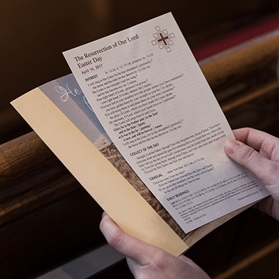 Lutheran Service Book Readings