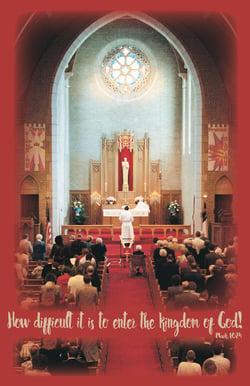 Bulletin for Twenty-second Sunday after Pentecost