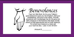 Benevolences